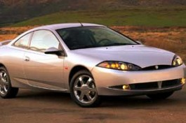 1999 Mercury Cougar 