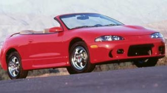 1999 Mitsubishi Eclipse GS