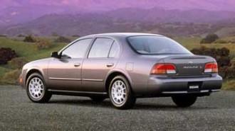 1999 Nissan Maxima GXE