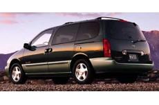 1999 Nissan Quest GXE