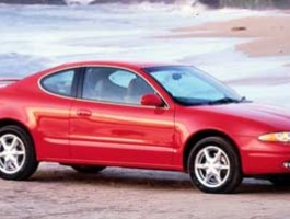 1999 Oldsmobile Alero GLS