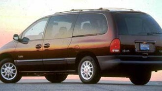 1999 Plymouth Voyager Grand Base