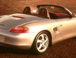 1999 Porsche Boxster 