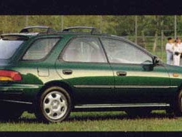 1999 Subaru Impreza Wagon L