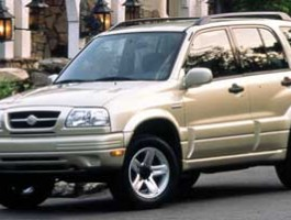 1999 Suzuki Grand Vitara JS