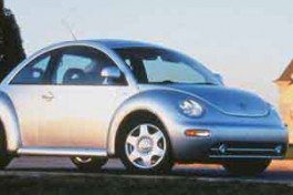 1999 Volkswagen New Beetle GL