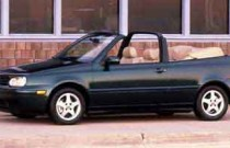 1999 Volkswagen New Cabrio GLS