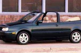 1999 Volkswagen New Cabrio GLS