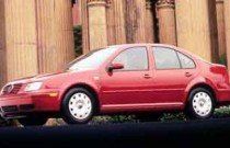 1999 Volkswagen New Jetta GL