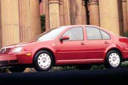 1999 Volkswagen New Jetta GL