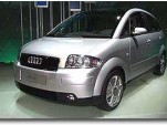 1999 Audi A2, Frankfurt Auto Show