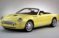 Used Ford Thunderbird