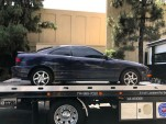 2000 Acura Integra shipped from California to Ohio