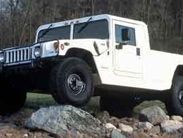 2000 AM General Hummer 