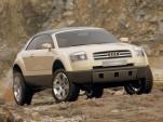 2000 Audi Steppenwolf Concept