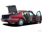 2003 Buick Park Avenue 4-door Sedan Open Doors