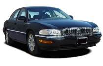 2005 Buick Park Avenue 4-door Sedan Ultra *Ltd Avail* Angular Front Exterior View