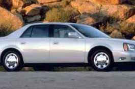 2000 Cadillac DeVille DHS