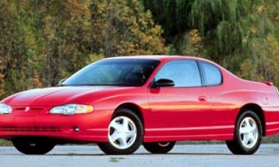 Goodyear Eagle Rs A Recall >> 2000 Chevrolet Monte Carlo (Chevy) Page 2 Review - The Car ...