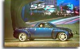 2000 Detroit Auto Show I
