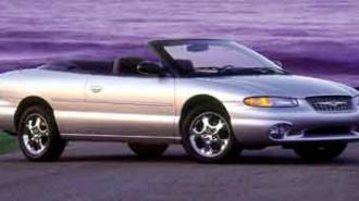 2000 Chrysler Sebring JXi