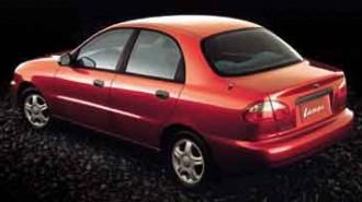 2000 Daewoo Lanos S