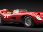 1957 Ferrari 625 TRC Spider - Image courtesy RM Auctions