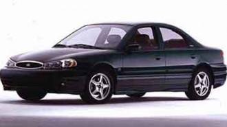 2000 Ford Contour SVT