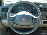 "2005 Ford Excursion 137"" WB 6.0L Limited Steering Wheel"