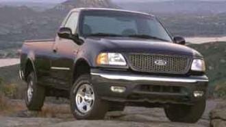 2000 Ford F-150 XL