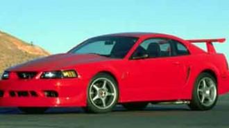 2000 Ford Mustang SVT Cobra