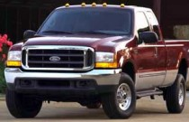 2000 Ford Super Duty F-350 SRW XL