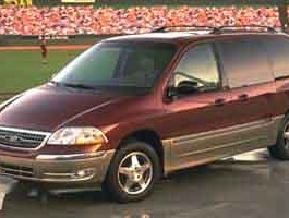 2000 Ford Windstar Wagon Base