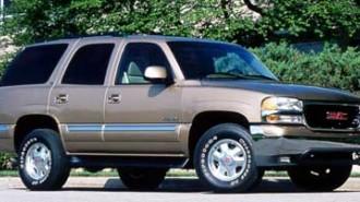 2000 GMC Yukon SLE