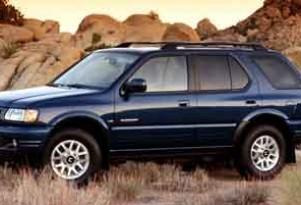 1998-2002 Honda Passport Recalled For Suspension Rust