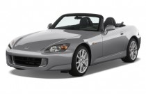 2009 Honda S2000 2-door Convertible Angular Front Exterior View