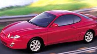 2000 Hyundai Tiburon
