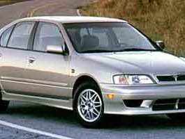 2000 Infiniti G20 Luxury