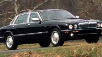 2000 Jaguar XJ Vanden Plas