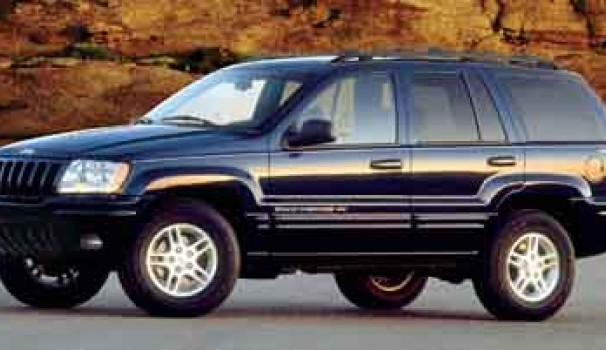 2000 jeep grand cherokee review ratings specs prices and photos the car connection. Black Bedroom Furniture Sets. Home Design Ideas
