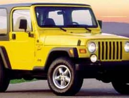 2000 Jeep Wrangler Sport