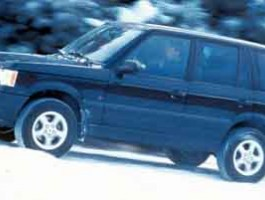 2000 Land Rover Range Rover SE