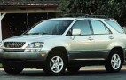 2000 Lexus RX300: You're Out of Order