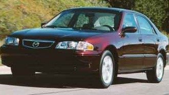 2000 Mazda 626 ES