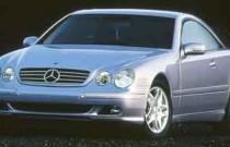 2000 Mercedes Benz CL Class