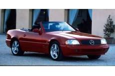 2000 Mercedes Benz SL Class