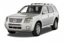 2010 Mercury Mariner Hybrid FWD 4-door Hybrid Angular Front Exterior View