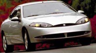 2000 Mercury Cougar