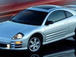 2000 Mitsubishi Eclipse GT