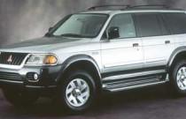 2000 Mitsubishi Montero Sport ES